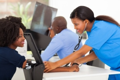 how to transfer your training to the medical office